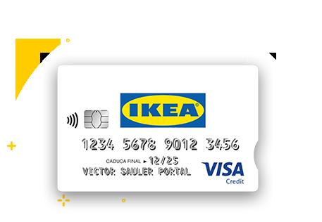 tarjeta visa ikea acceso clientes